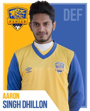 Aaron Singh Dhillon