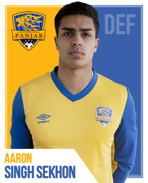 Aaron Singh Sekhon