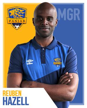 Rueben Hazell