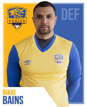 Rikki Bains