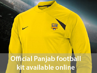 Panjab National Football Team, Online store is here