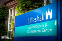Training set for the national team at Lilleshall