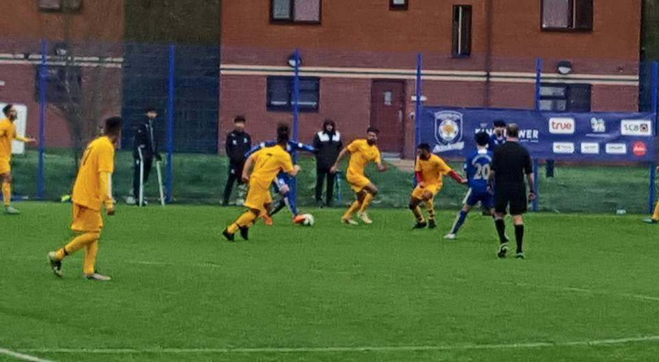 Leicester City FC International Academy 2 – 2 Panjab National Football Team