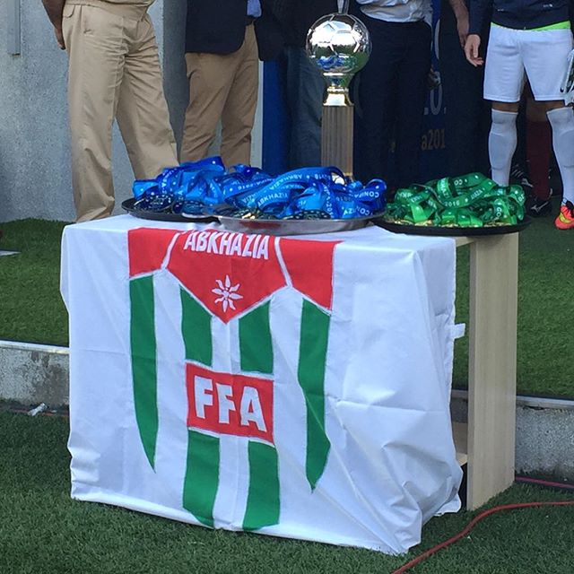 CONIFA World Cup Final – Panjab National Football Team lose 6 – 5 on penalties to hosts Abkhazia