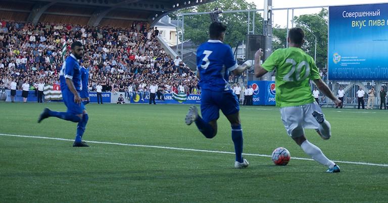 CONIFA World Cup Semi Final – Panjab National Football Team 1 – 0 Padania