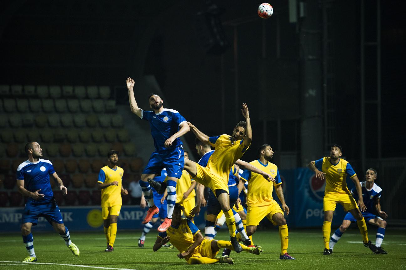 CONIFA World Cup Quater Final – Panjab National Football Team 3 – 2 Western Armenia