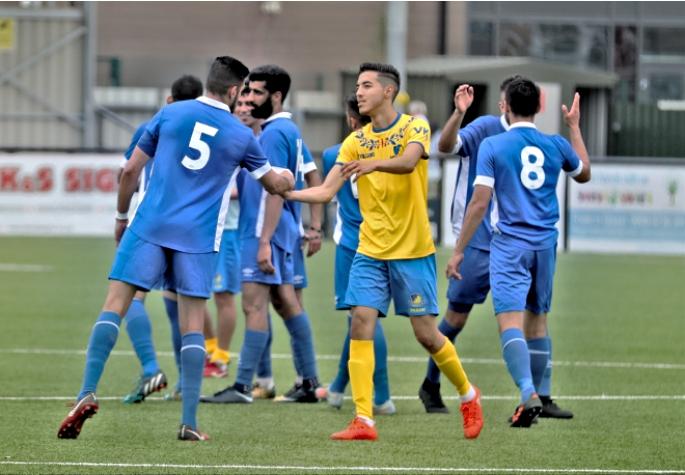 WFC 2018 Match Report: Panjab FA 8-0 Kabylia