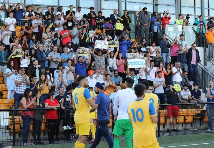 WFC 2018 MATCH REPORT: Panjab FA 0-1 Western Armenia