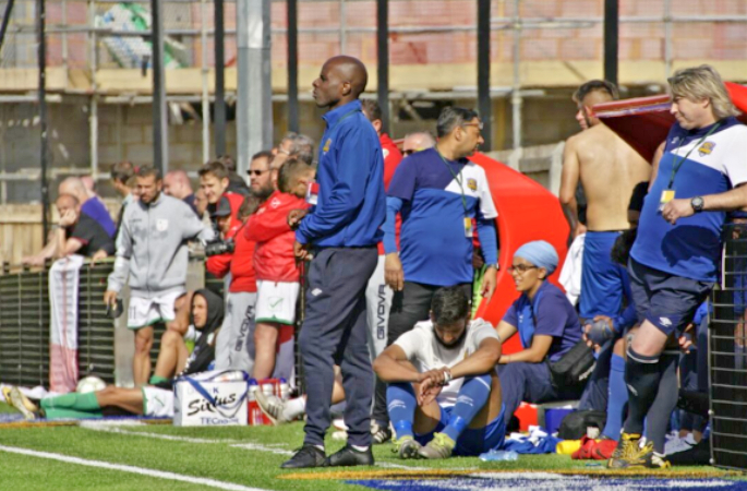Panjab FA Announce Departure of Reuben Hazell